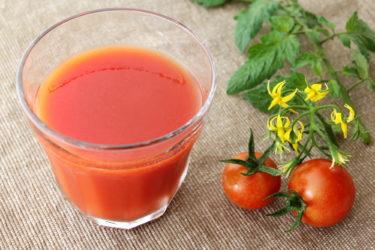 トマトジュースの意外な効果!リコピンが更年期の生活をより快適に?